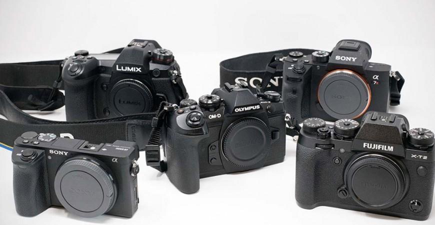 راهنمای خرید دوربین بدون آینه